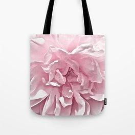 Pink Blush Rose 2 Tote Bag