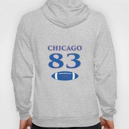Chicago American Football Hoody