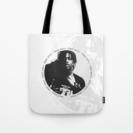 Free Sosa Tote Bag