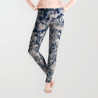 blossom Leggings featuring Blossom by Tosha Lobsinger is my Photographer