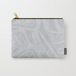 Thunderbird Grey Lund Carry-All Pouch