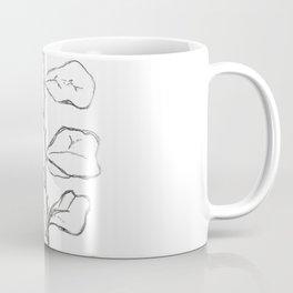 Fig Tree Sketch Coffee Mug