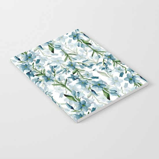 Blue branches Notebook