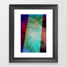 String Theory 01 Framed Art Print