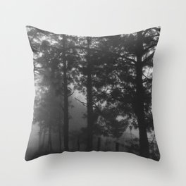 Gretel's Forest Throw Pillow