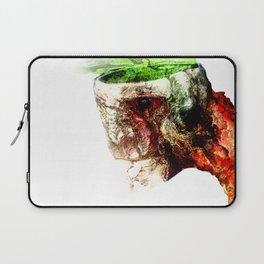 Open Skull Laptop Sleeve