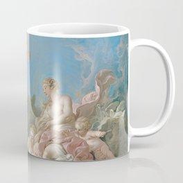 François Boucher - Venus at Vulcan's Forge Coffee Mug