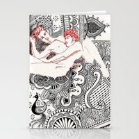 henna Stationery Cards featuring Henna Lovers by N.I.S.