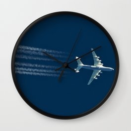 Giant In The Sky Wall Clock