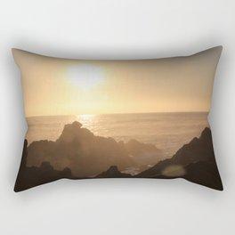 Sunset at Gordons Bay, South Africa Rectangular Pillow