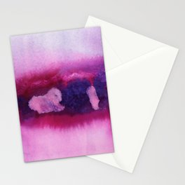 Abstract Landscape 94 Stationery Cards