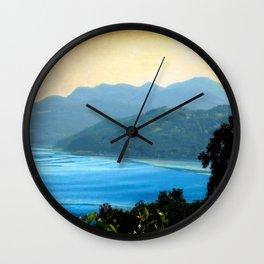 La Malbaie-Quebec, Canada Wall Clock