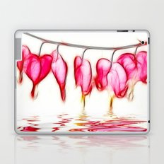 Bleeding Hearts Laptop & iPad Skin