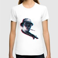 fear and loathing T-shirts featuring Fear and Loathing in Las Vegas by Idriss Dabre