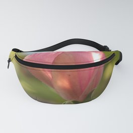 Blossoming Flower Fanny Pack