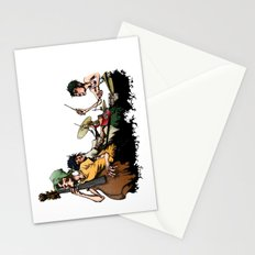 The Band II Stationery Cards