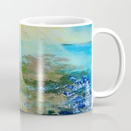 sunset over hawaii Coffee Mug