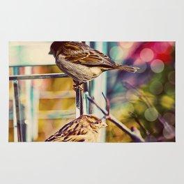 Birds on the Highline Rug