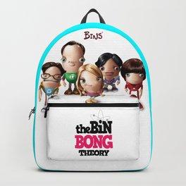 The Bin Bong Theory Backpack