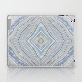 Mild Wavy Lines XI Laptop & iPad Skin