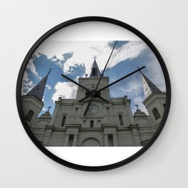 Piercing the Heavens Wall Clock