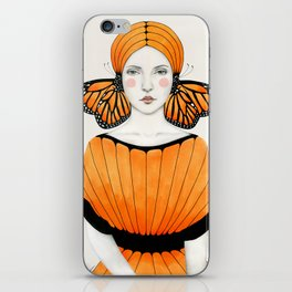 Anais iPhone Skin