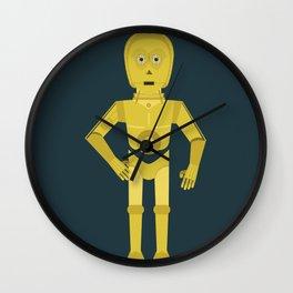Flat citripio Wall Clock