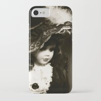doll iPhone & iPod Cases featuring Doll by J.Telle