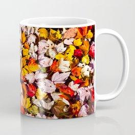 Leaves Galore Coffee Mug