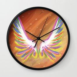 Avian Magic Wall Clock