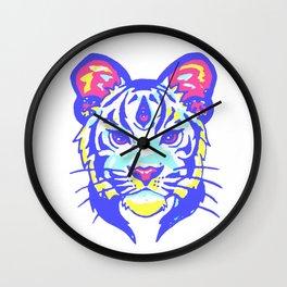 Tigris Psyche Wall Clock