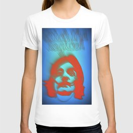 Ditch The Logical  T-shirt