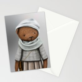 mommy bear /Agat/ Stationery Cards