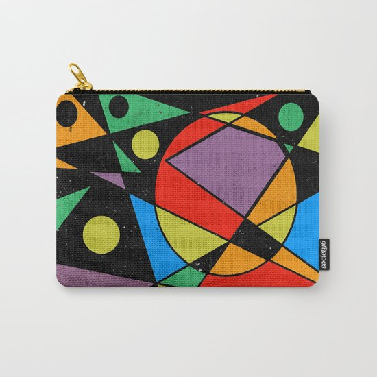 Abstract #130 Carry-All Pouch