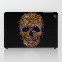 deadmau5 iPad Cases featuring Acid Skull by Sitchko Igor