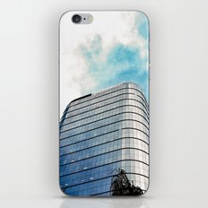 Big Building iPhone & iPod Skin