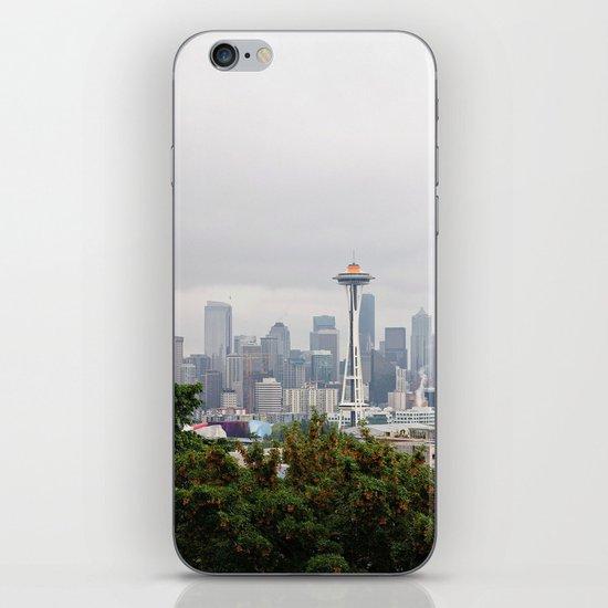 seattle iPhone Skin