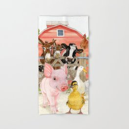 The Farm Hand & Bath Towel
