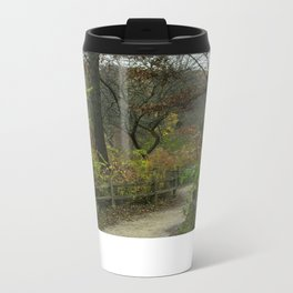 Unexpected Path Metal Travel Mug