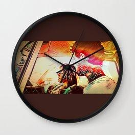 Morning Sickness Wall Clock
