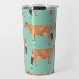 Jerseys - Pale Green // Viridian Travel Mug
