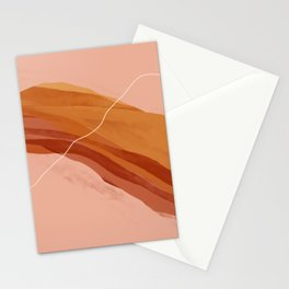 Midwest September Sunset Stationery Cards