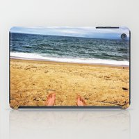 north carolina iPad Cases featuring North Carolina  by ErikMcManusInc.