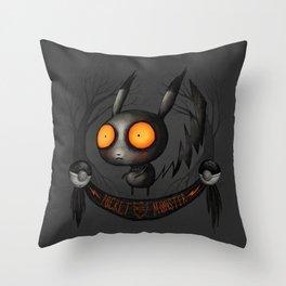 Pocket Monster #025 Throw Pillow