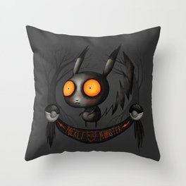 Pocket Monster #025 Throw Pillow