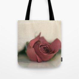 Single Rose fine art photography Tote Bag