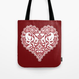 You . With Love . Tote Bag