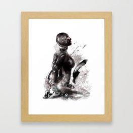 Fetish painting #3 Framed Art Print