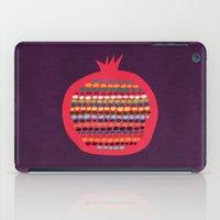 pomegranate iPad Cases featuring Pomegranate by Picomodi