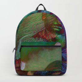 portrait and detail Backpack